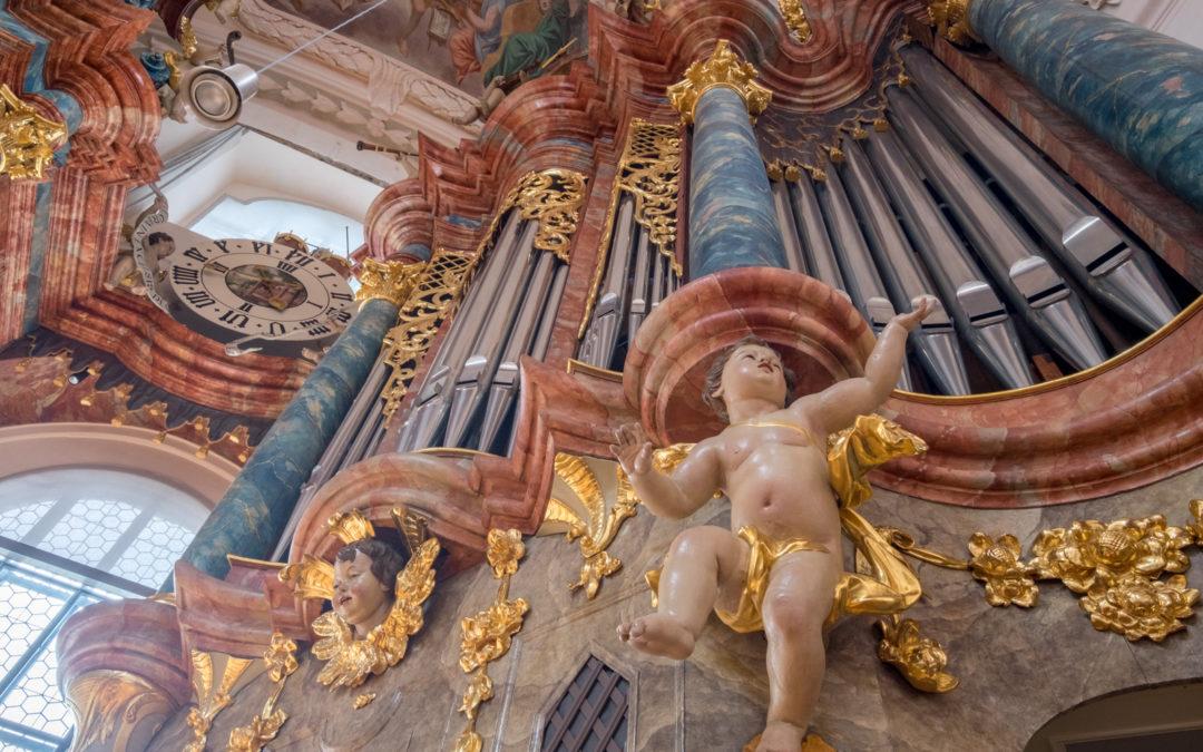 Silvia Gmeiner beendet Orgel-Dienst