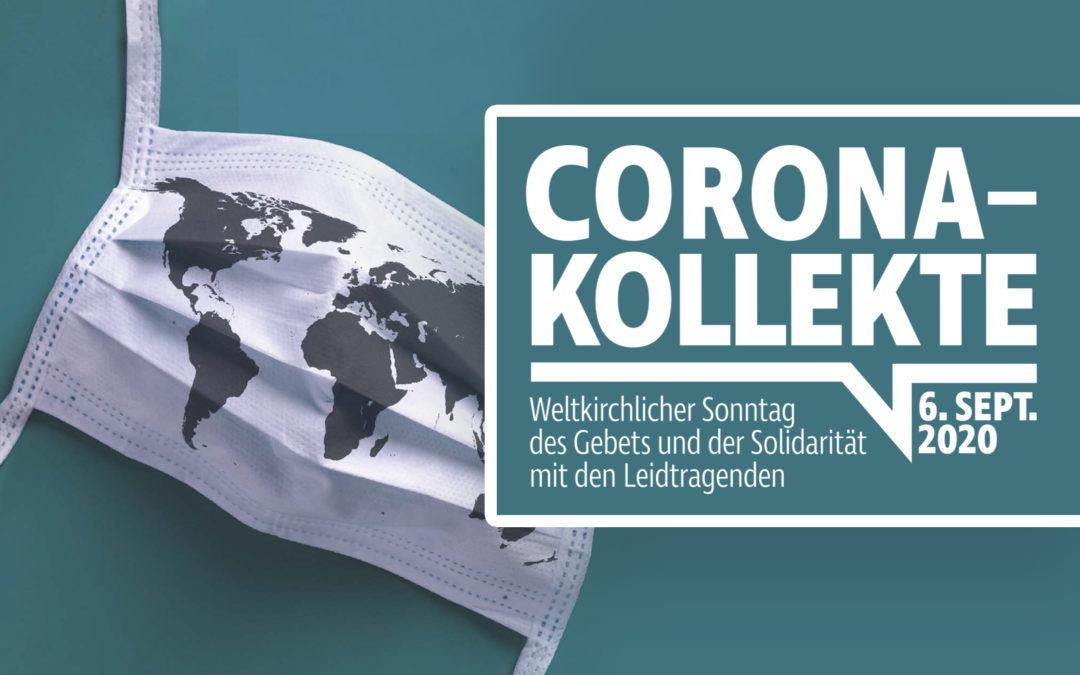 Corona-Kollekte zum 06.09.2020