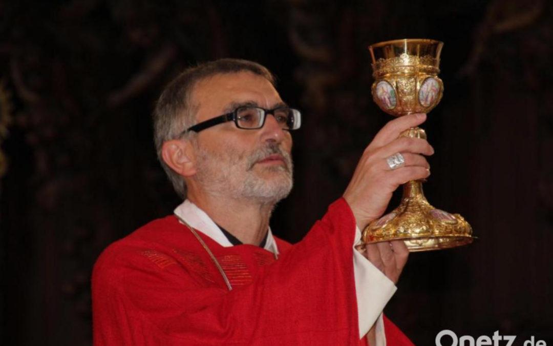 Abt Marianus Bieber: Heilige verbinden Himmel und Erde