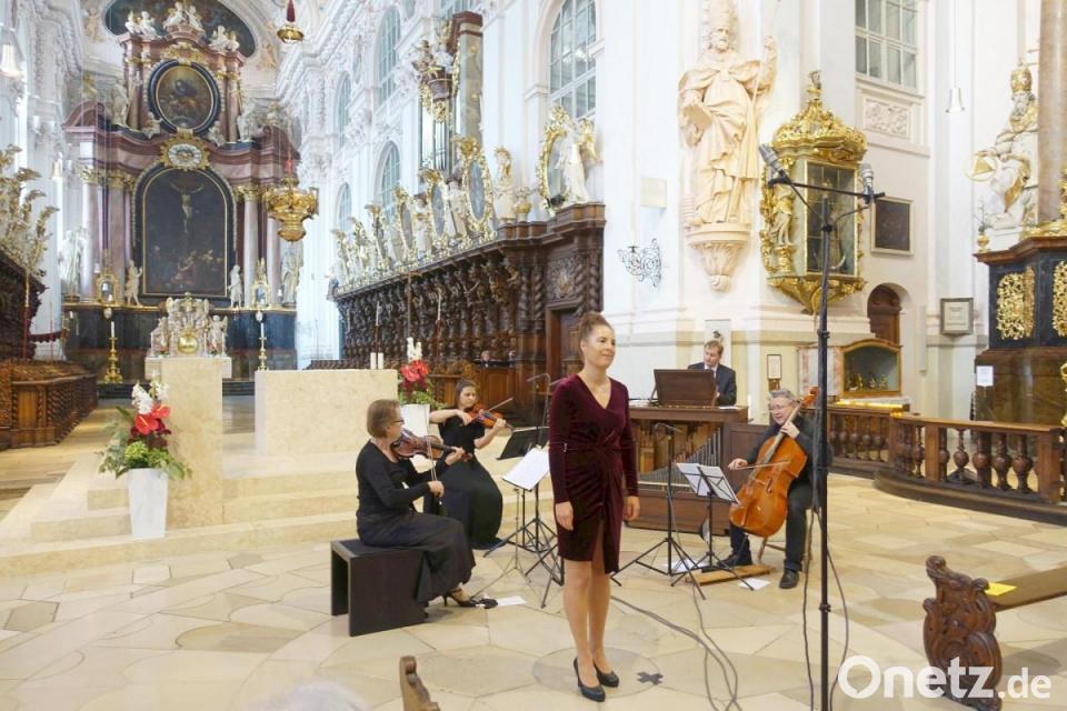 Geistliches Kammerkonzert in der Stiftsbasilika Waldsassen